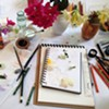 Botanical Drawing Workshop with Wendy Hollender @ Hollengold Farm