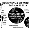 Woodstock Vinyl Co-Op: Huge Record & CD Yardsale! @ Woodstock Vinyl Co-Op