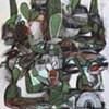 Charles Geiger - Quasibotanics: Smells Like Smoke @ Clinton Street Studio