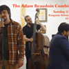 Swing, Samba, and Soul: The Adam Beaudoin Combination @ Kingston Artists Collective + Cafe