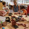 Yay for Clay! Kids' Summer Class @ Kingston Ceramics Studio