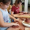 Clay Adventures Kids' Summer Class @ Kingston Ceramics Studio