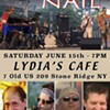 Nail featuring Neil Alexander @ Lydia's Cafe
