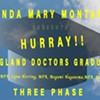 Hurry!! The Gland Doctors Graduate @ Three Phase Center