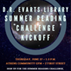 Summer Reading Challenge Kickoff @ Athens Municipal Building