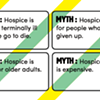 Hospice: Dispelling the Myths @ Hudson Valley LGBTQ Community Center, Inc.