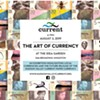 The Art of Currency @ The Idea Garden