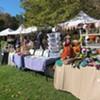 Salisbury Artisans Group Market at the Salisbury Fall Festival @ Chaiwalla