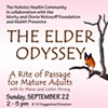The Elder Odyssey: A Rite of Passage for Mature Adults @ MaMa