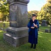 Tales from the Underground @ Rhinebeck Cemetery