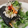 Learn to Make Veggie Nori Rolls (Sushi) @ Town of Esopus Library