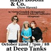 Kath Bloom & Band + Dominick Edward Anfiteatro, Greg Gondek @ Kingston Artist Collective