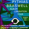 Pythias Braswell Album Liberation Event @ Hudson Hall
