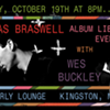Pythias Braswell Album Liberation Event with Wes Buckley @ The Beverly