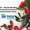 HVBRA Holiday Party @ eleven 11 grille & spirits