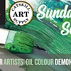 Sunday Session -Winsor & Newton Oil Colour Demonstration @ Catskill Art Supply