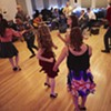 Ballroom Dance Classes at the Armory @ Hudson Area Library