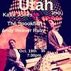 Utah (PHL)/Andy Weaver Ruby/Katie Jones/The Spookfish @ Kingston Artist Collective