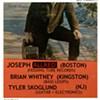 Joseph Allred + Brian Whitney + Tyler Skoglund @ Kingston Artist Collective