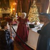 Children's Story Hour & Holiday Craft @ Staatsburgh State Historic Site