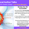 Local Author Talk: Lee Anne Morgan @ D.R. Evarts Library