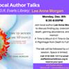 Local Author Talk: Lee Anne Morgan @ D.R. Evarts Library