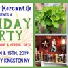 Holiday Party at Sassafras @ Sassafras Mercantile