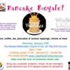 Pancake Royale @ Rochester Reformed Church