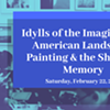 Idylls of the Imagination: American Landscape Painting and the Shape of Memory @ Hudson River Maritime Museum