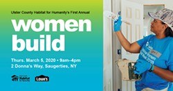 Volunteer with Ulster Habitat for its first-ever Women Build! - Uploaded by Melyssa Brown