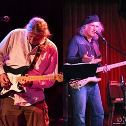 Rick Warren and Sal Cataldi - Guitars A Go Go - Uploaded by Sal Cataldi