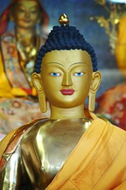 Buddha Shakyamuni - Uploaded by Education Coordinator