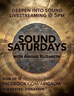 Sound Saturdays with Abigail Elizabeth - Uploaded by Abigail Elizabeth