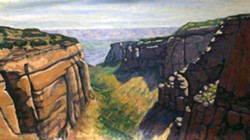 Canyon - Uploaded by RoCA