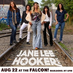Jane Lee Hooker - live at the Falcon - Uploaded by Wanted Gregg