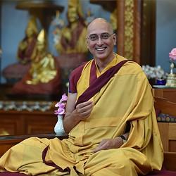 Buddhist Monk Gen Samten - Uploaded by Education Coordinator