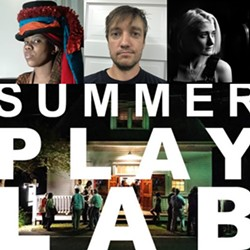 SUMMER PLAY LAB: New Works-In-Progress at Ancram Opera House - Uploaded by Lauren L.