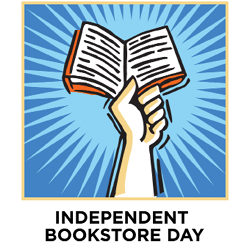 Independent Bookstore Day Logo - Uploaded by Oblong Books