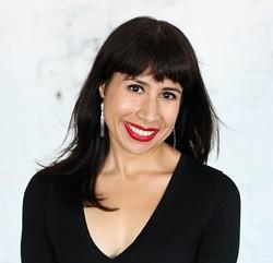 Erika Sanchez - Uploaded by mediarelations