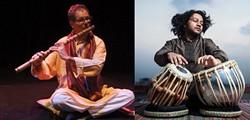 Steve Gorn, Flute and Mir Naqibulislam, Tabla - Uploaded by Julian Lines