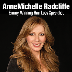 AnneMichelle Radcliffe, Emmy-Winning Hair Loss Specialist - Uploaded by midhudson