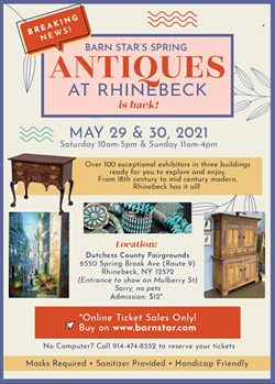 Barn Star's Spring Antiques at Rhinebeck is back and better than ever! - Uploaded by Kris
