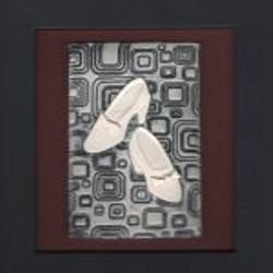 "Barbara Bravo, ""Slippers"" - Uploaded by Opus40"