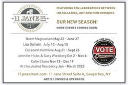 11 Jane St. Art Center