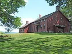 Circa 1799 Barn - Uploaded by Kathryn King Media