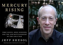 Mercury Rising / Jeff Shesol - Uploaded by OLLI at BCC
