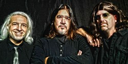 Rush tribute band Rush Hour will perform at the Orange County Fair at 8 pm July 22. - Uploaded by caronconway