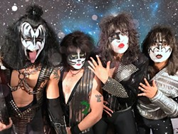 KISS tribute band KISSNATION will perform at the Orange County Fair at 8 pm July 24. - Uploaded by caronconway