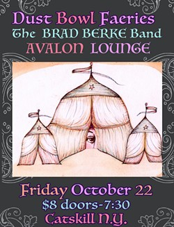 Dust Bowl Faeries - Avalon Lounge - Catskill - Uploaded by Ryder Cooley