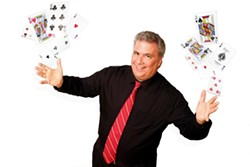 """Sean """"The Prankster"""" Magician - Uploaded by Steven Patterson"""